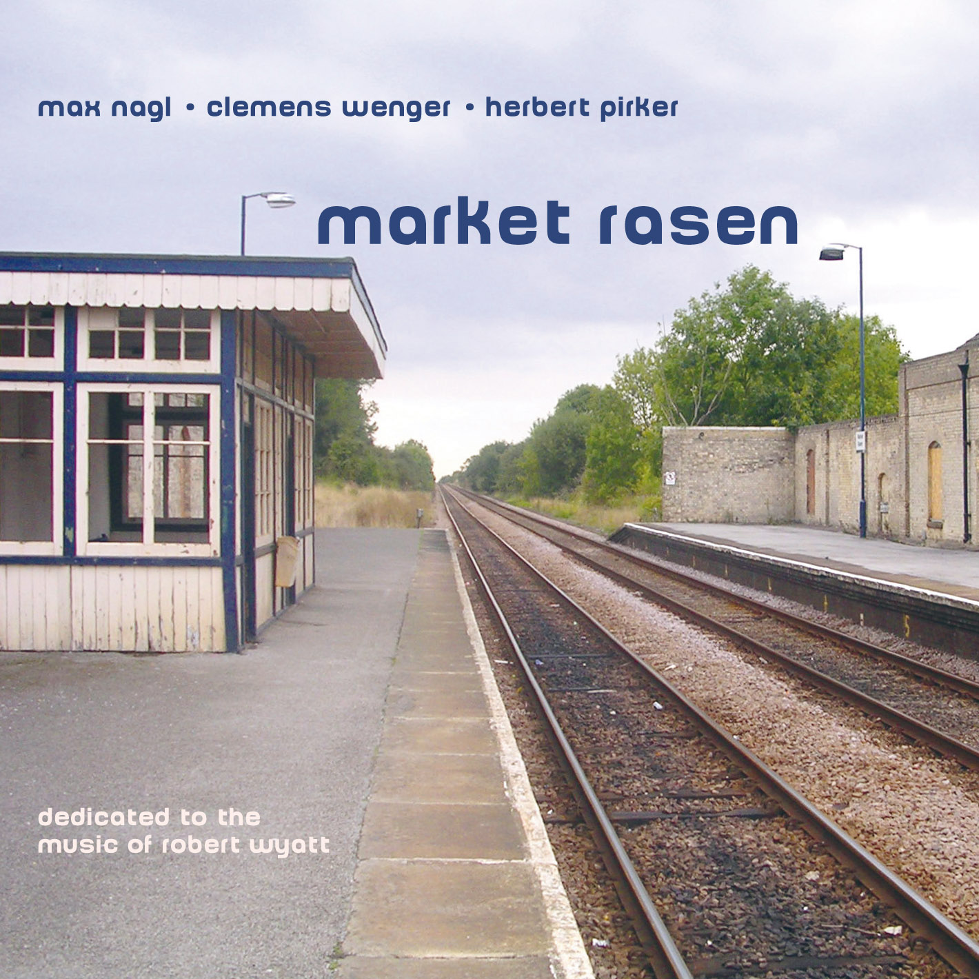 Market Rasen – CD-Cover