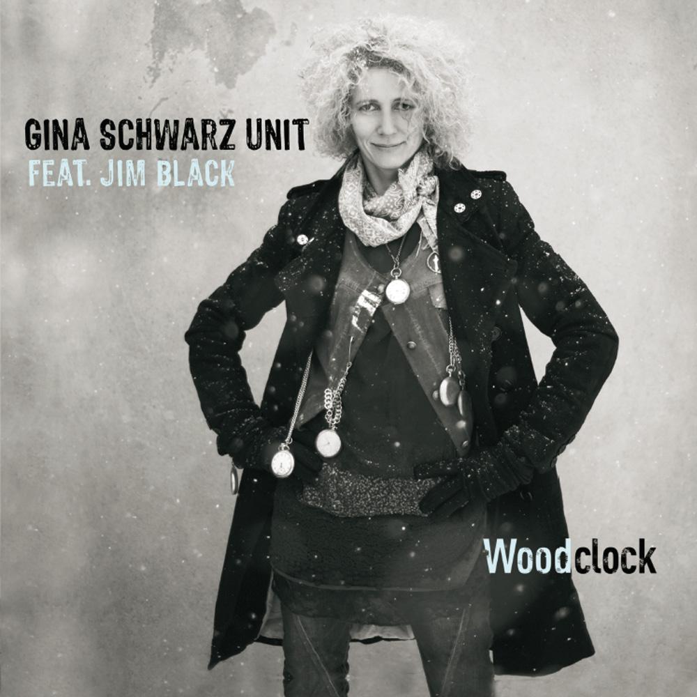 Woodclock – CD-Cover