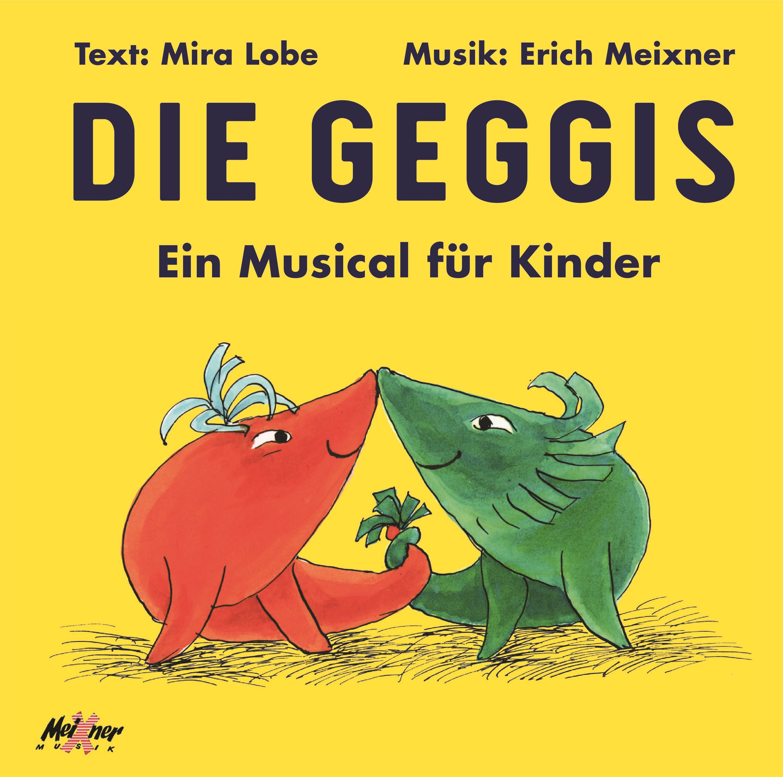 Die Geggis – CD-Cover