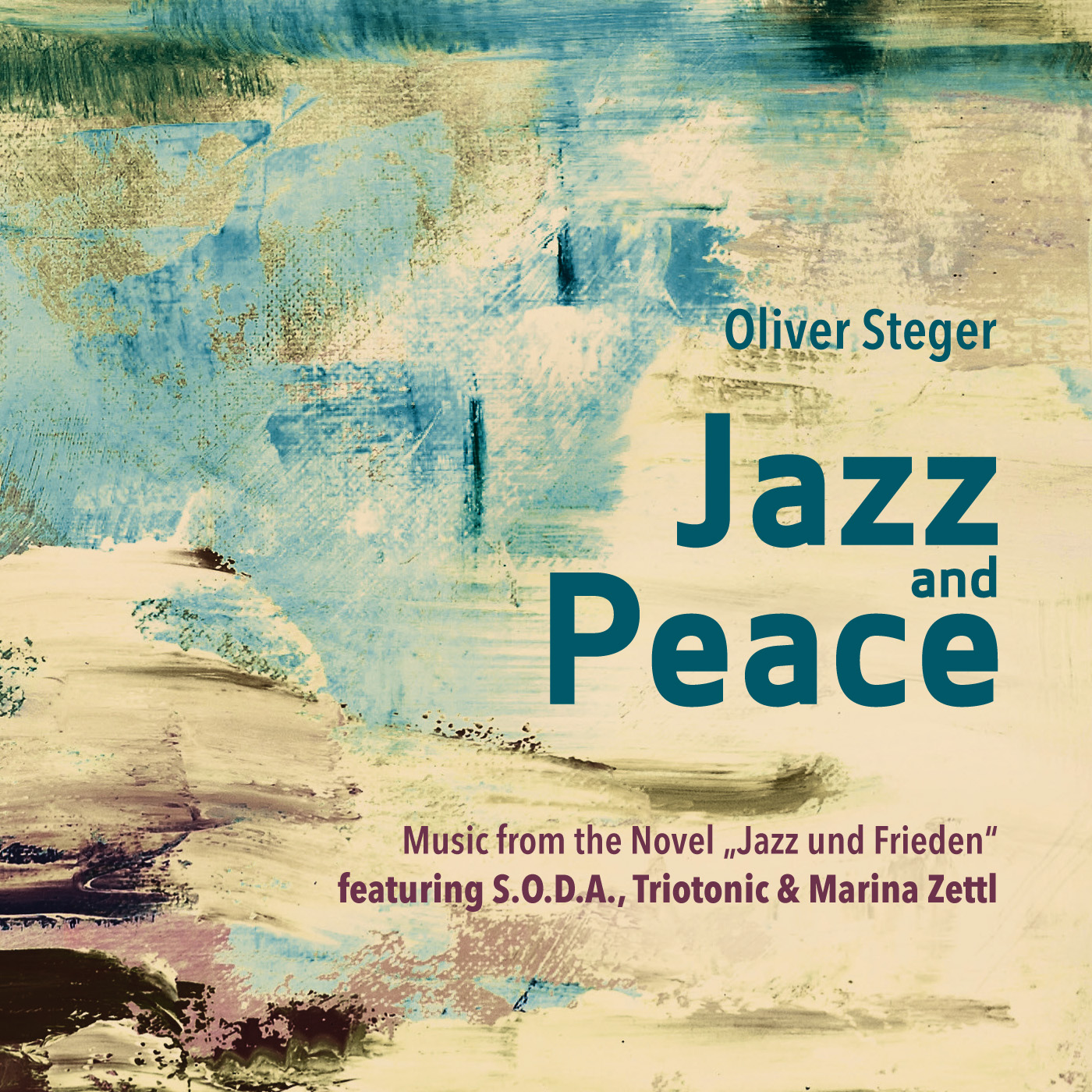 Jazz and Peace – CD-Cover