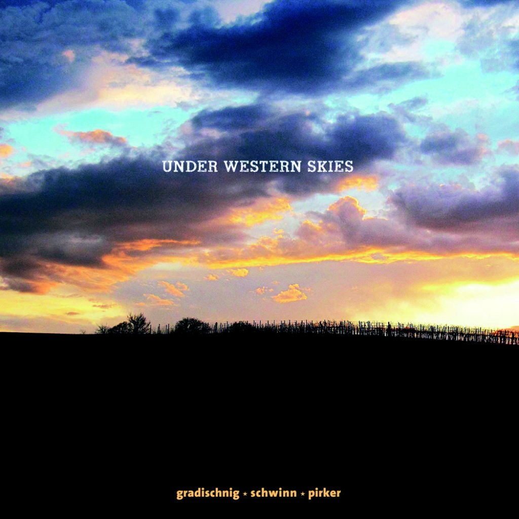 Under Western Skies – CD-Cover