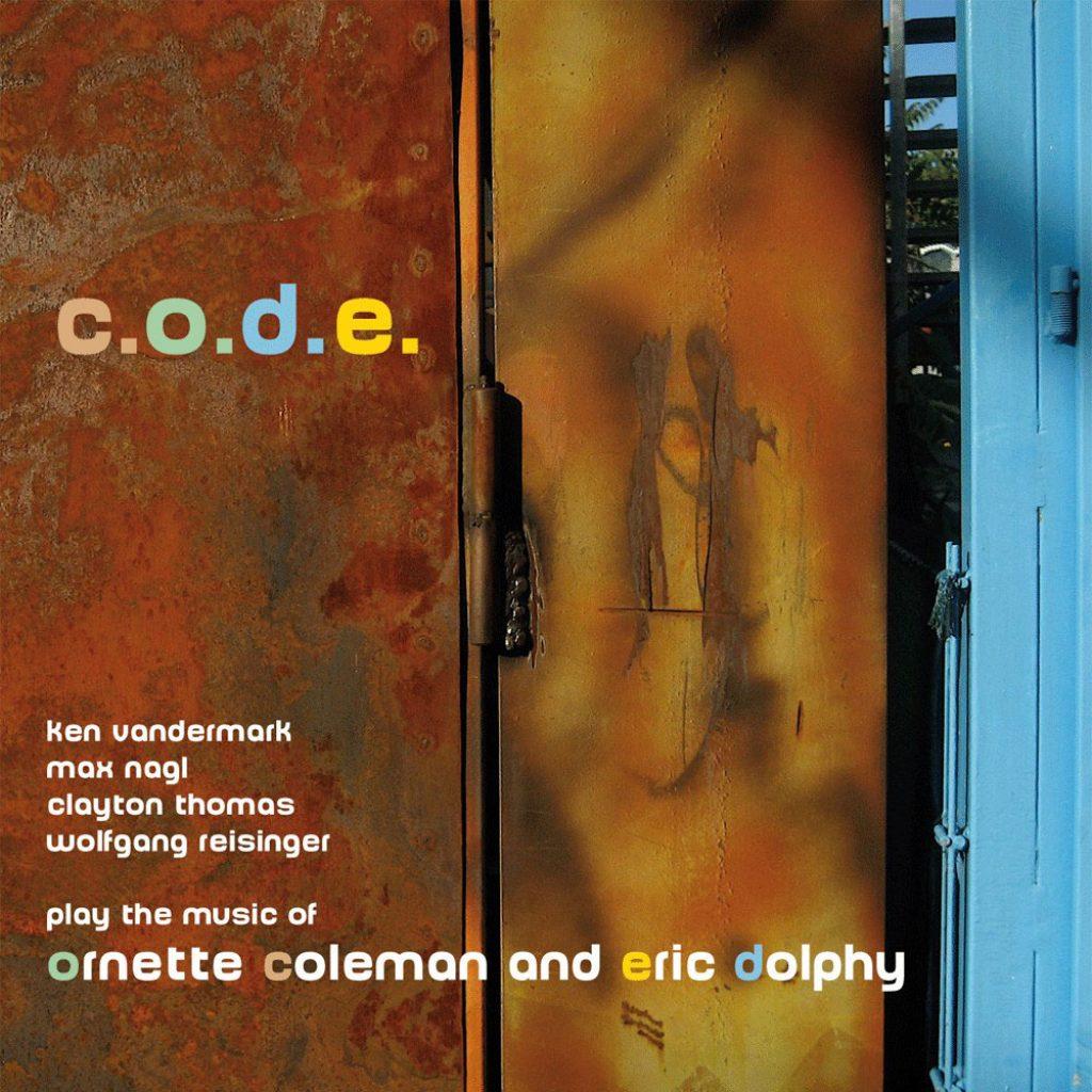 c.o.d.e. – CD-Cover