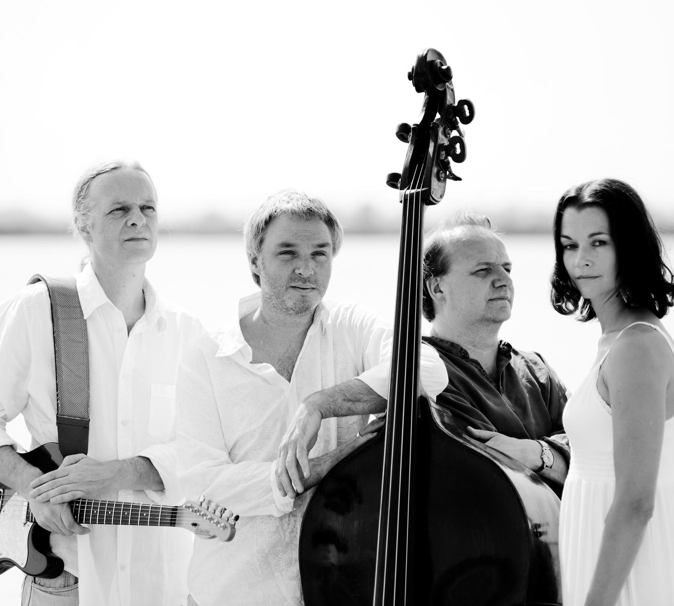 Harriet Quartet – band