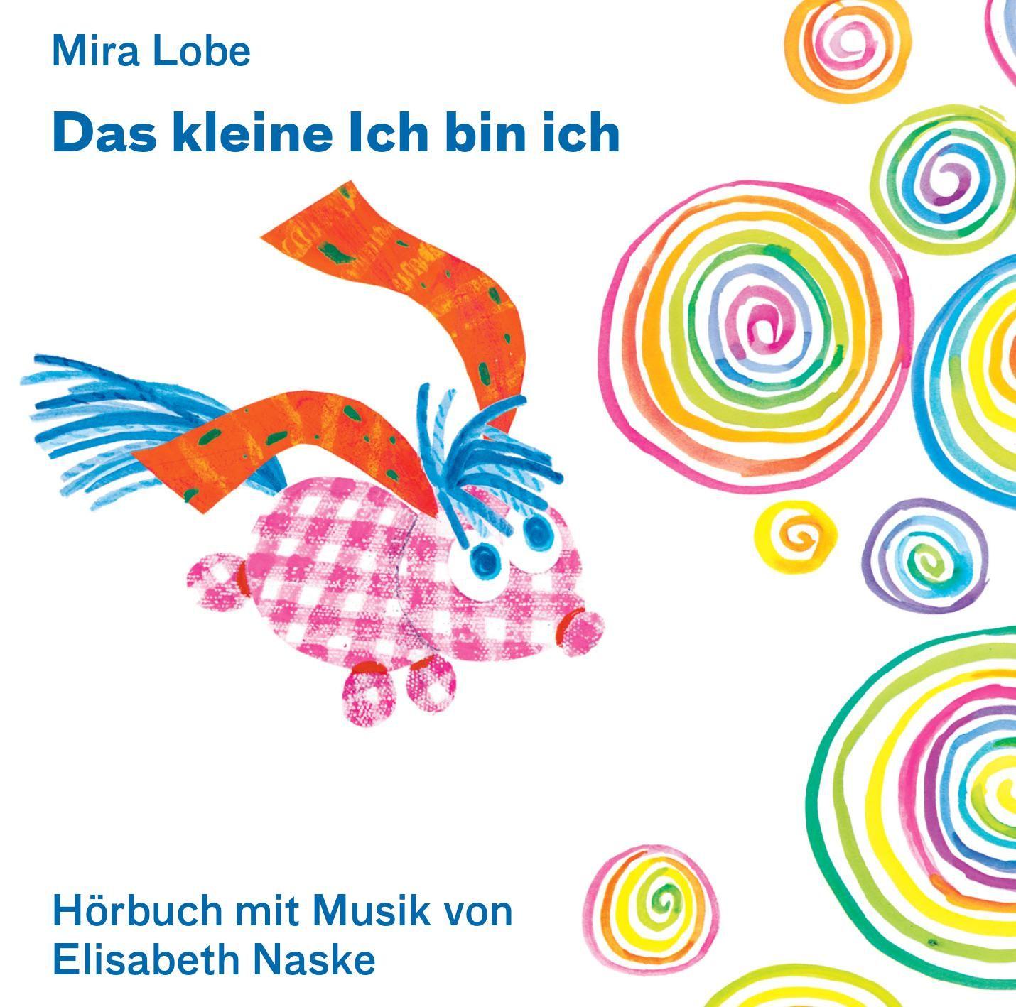 Das kleine Ich bin ich – CD-Cover