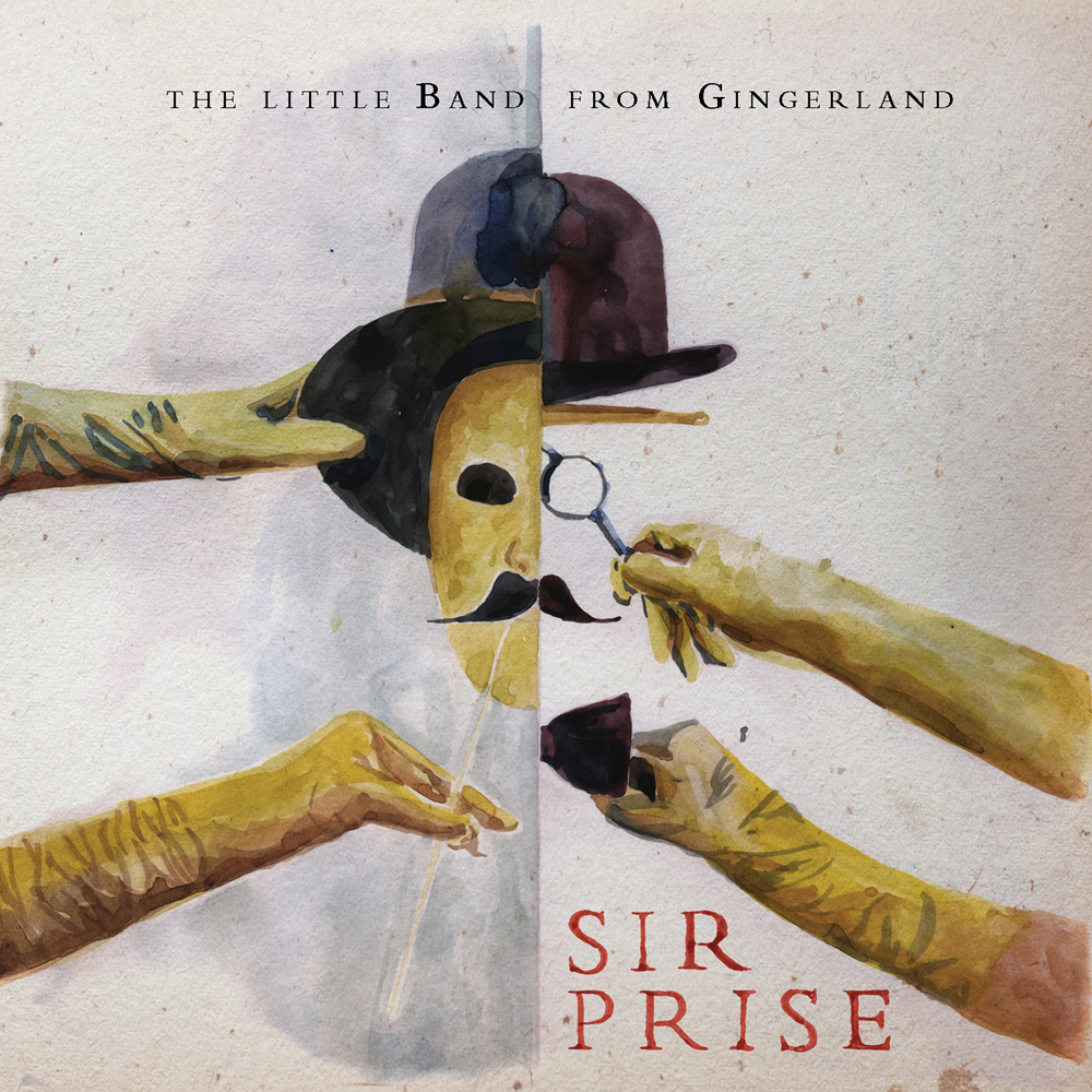 Sir Prise – CD-Cover