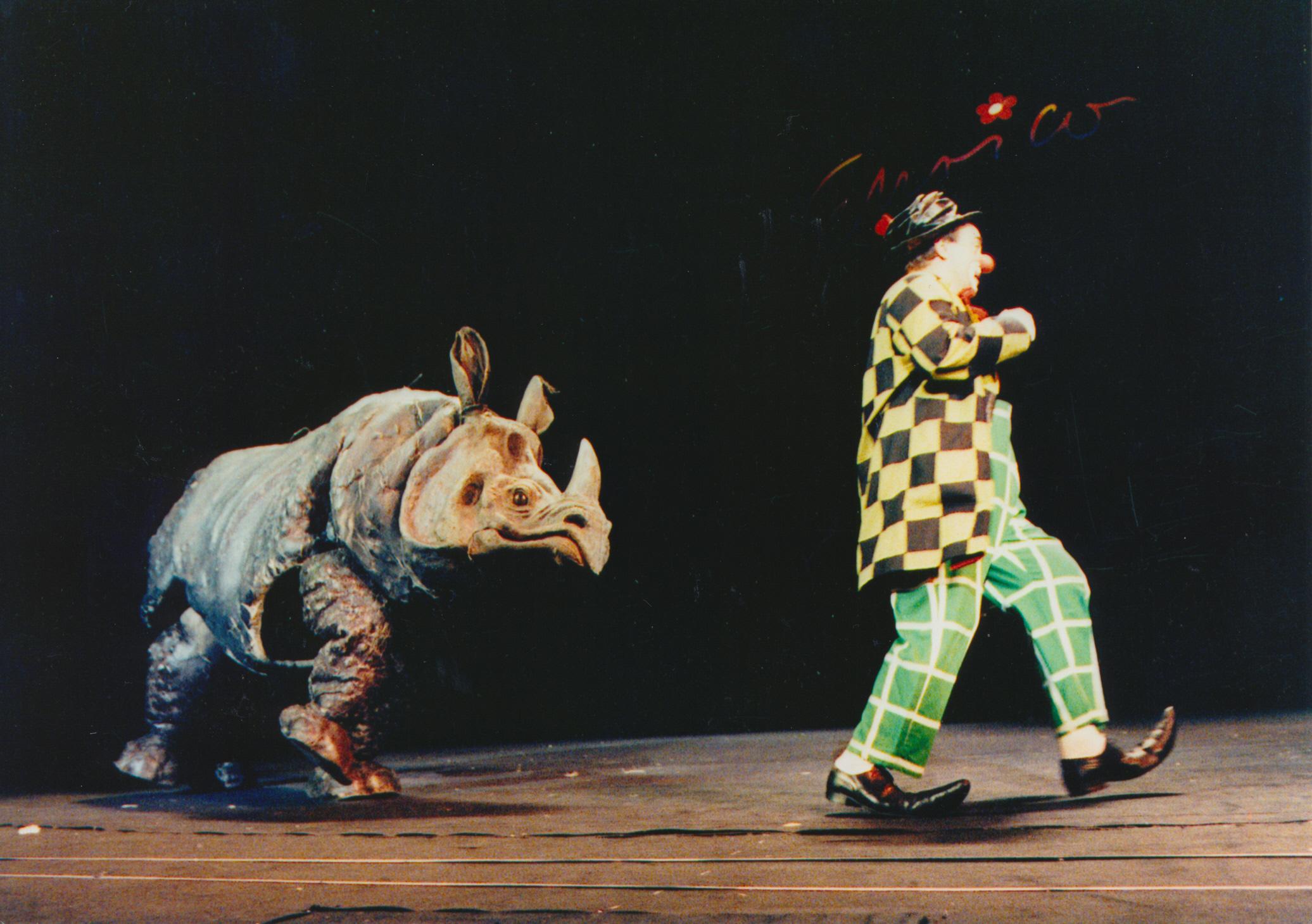 Enrico und seine Tiere