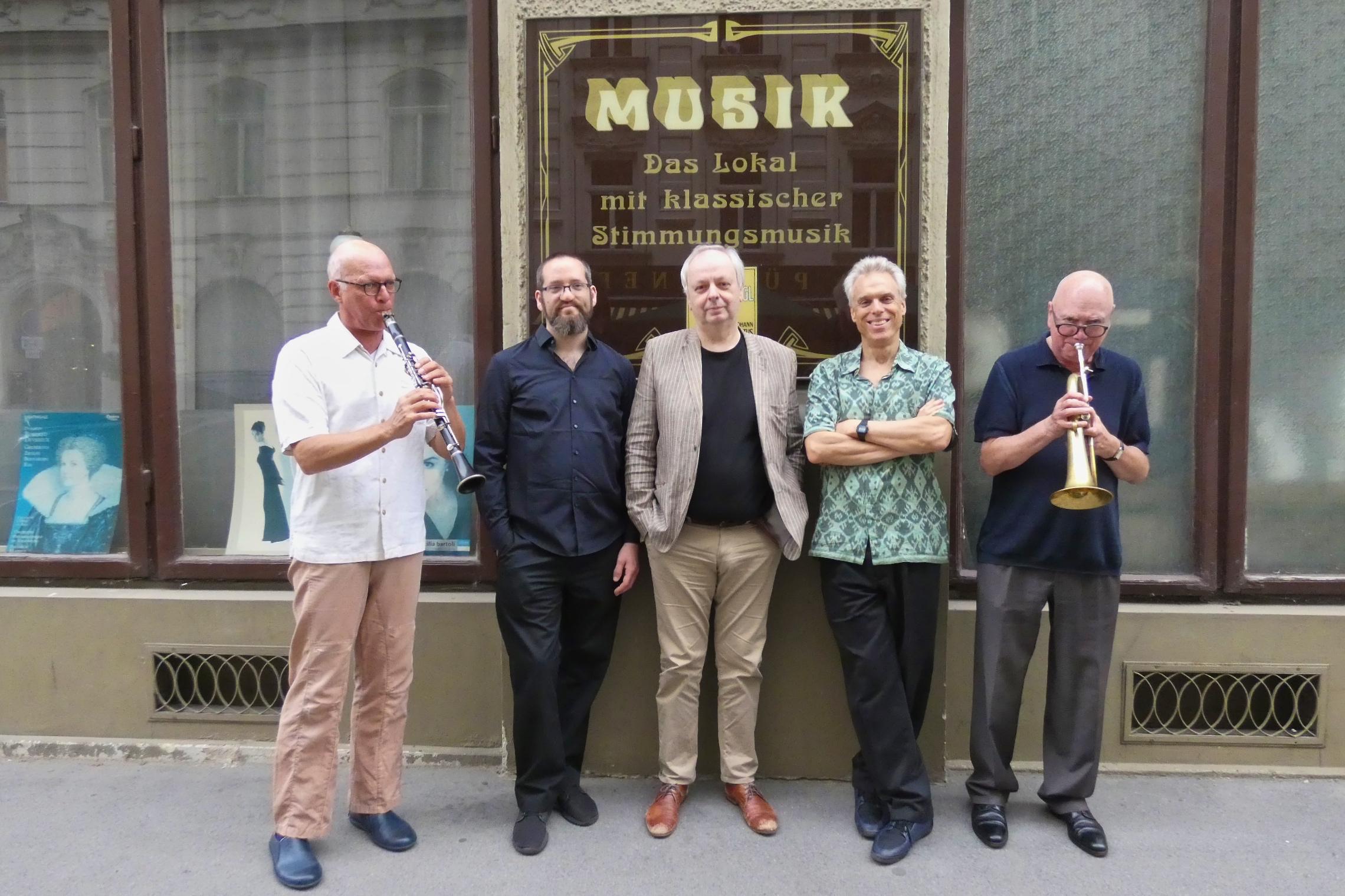 Graewe Koglmann Quintet